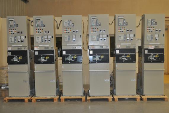 Medium Voltage Power Distribution