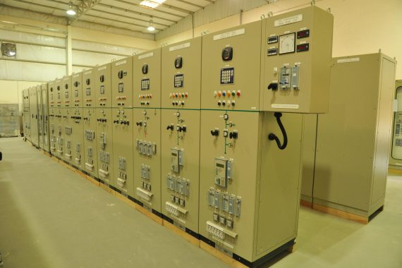 Control & Protection Panels